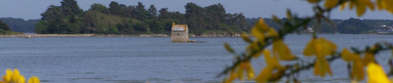 L'île de saint Cado