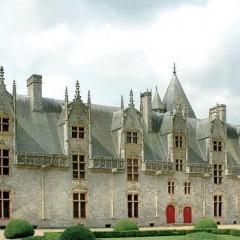 Le chateau des ducs de Rohan à Josselin