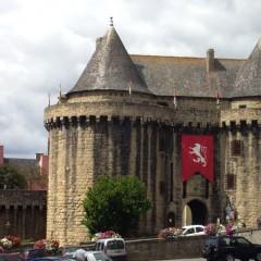 Le chateau d'Hennebont