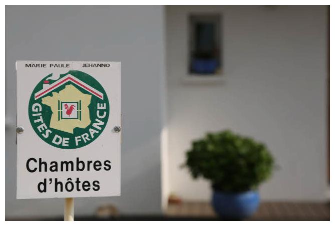 logo Gite de France - espace paisible